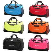 1baf831be0 Professional Large Sports Bag Waterproof Gym Bag Polyester Men Women Large  Capacity Packable Duffle Sports Bag Travel Backpack