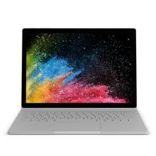 -Microsoft Surface Book 2 combo tablet notebook 13.5 inches (Intel i7 16G memory 1T storage) Silver on JD
