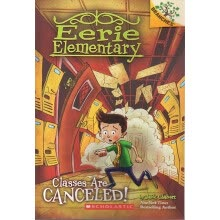 -EERIE ELEMENTARY #7: CLASSES ARE CANCELED! 可怕的中学#7:取消的课程 on JD