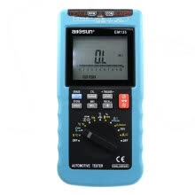 -Digital Automotive Multimeter Engine Scan RPM Dwell Angle Car Alternator Tester on JD