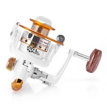 8750503-YUMOSHI 12 + 1BB Full Metal Fishing Spinning Reel with Exchangeable Arm Rocker on JD