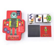 -MiDeer Children's Magnetic Jigsaw Puzzle 4-5-6 Years Old Raster Magnetic Game - Robot on JD