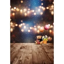 875072536-Thousands of Fireflies Background 5*7FT Vinyl Fabric Cloth Digital Printing Photo Studio Backdrop S-3032 on JD