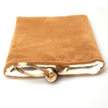 -Brown For Samsung Galaxy S III S3 I9300 Soft Cloth Sleeve Velvet Sock Case Bag Pouch on JD