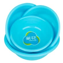 -[Jingdong Supermarket] Camellia washbasin 30CM plastic pots household clean vegetable bowl 0506 on JD