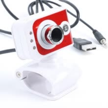 875061464-USB 2.0 HD Webcam 3Led Night Vision Web Cam Camera 15Megapixel For PC Laptop Free Shipping on JD
