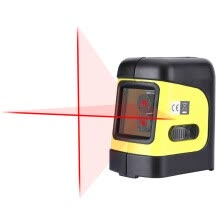 8750209-Firecore F112R 2 Lines Laser Level Self Levelling ( 4 degrees)  Horizontal and Vertical Cross-Line Mini Size on JD