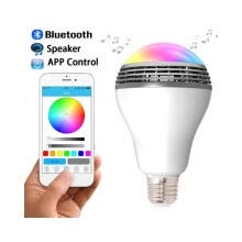 -2016 Newest PLAYBULB Smart LED Blub Light Wireless Bluetooth Speaker 110V - 240V E27 3W Lamp Audio for Android ISO iPhone iPad on JD