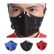 hats-caps-Sport Cycling Bicycle Bike Motorcycle Racing Ski Anti Dust Half Face Mask Filter on JD