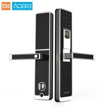 87502-Aqara WiFi Fingerprint Smart Door Lock for Home Security on JD