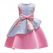 3881ab0bf69a Summer Baby Girls Princess Dress Kids Party Dresses For Girls Clothing  Children Costume Girls Wedding Dress