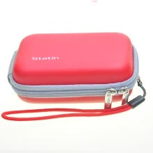 -Statin ST9 red large classic 7-color shockproof card camera bag is very practical on JD