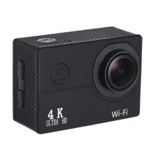 -Action Camera 4K 30fps 16MP Ultra HD 1080P 60fps Waterproof WiFi 170 degree wide Angle lens 2.0LCD on JD