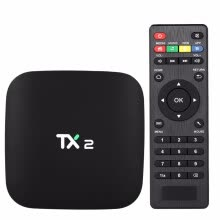 875061584-TX2 2GB 16GB Rockchip RK3229 Android 6.0 TV BOX Bluetooth 2.1 4K 60tps 2.4GHz HD WiFi Media Player IPTV Smart Set-top Box on JD