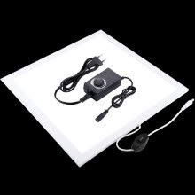 875072536-PULUZ 1200LM LED Photography Shadowless Softbox Bottom Light +Switch Shadowfree Adjustable Lamp Panel Acrylic Material for Photo on JD