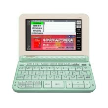 e-dictionaries-CASIO E-Z99LG electronic dictionary candy green English model high school entrance examination on JD