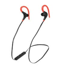 -Wireless Bluetooth Earphone In-Ear Sports Sweatproof Earphones Stereo Earbuds Headset with Mic for IPhone Smartphone Tablet on JD