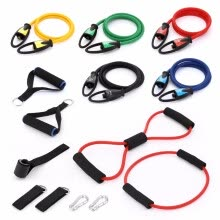 pilates-COOKJOY GM - 015 Resistance Bands Strength Training Rehabilitation Resistance bands vary in size and strength on JD
