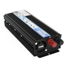-XUYUAN Car Inverter 2000W DC 12V AC 220V Vehicle Power Supply Switch On-board Charger on JD