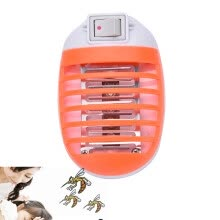 insect-repellent-lamps-LED Electric Mosquito Fly Bug Insect Trap Zapper Killer Night Lamp USA Plug on JD