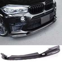 -3-D Style Carbon fiber Front Lip Spoiler Auto Body Fit For BMW F85 X5M F86 X6M on JD