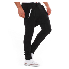 875068681-Zogaa Korean Men's Active Pants Fashion Casual Slim on JD