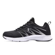 -Jordan men's shoes running shoes comfortable breathable sports shoes XM3570242B black / silver 42 on JD
