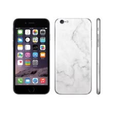 decals-GEEKID@ iPhone 6 Back Decal sticker Phone back sticker Protector Decal cover  iPhone 6s waterproof Marble 3M stickers on JD
