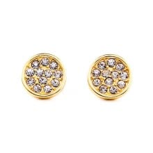 -Aiyaya Fashion Jewelry Elegant Style High Quality Lovely Big Round Earrings for Womens on JD