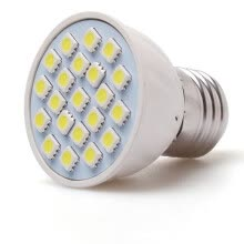 8750210-E27 21SMD Light Bulb Fashion 4W 350LUMEN 5050 Pure White AC 220V Usefully PVC on JD
