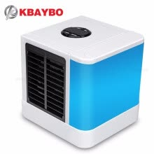-KBAYBO 2018 USB portable electric Fans air conditioner air cooler mini fan table fan cooling for home office on JD