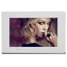875072536-Shadow Giant Environmental Monitoring Cloud Photo Frame 5.5 Inch Touch Screen WIFI Network Digital Photo Frame Electronic Photo Frame Album PM2.5 Formaldehyde Temperature Humidity Monitoring on JD