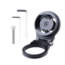 -Professional Camera Mount 1-1/8' Bike Stem Mount Computer Holder Support for CatEye CC-PA500B/CC-PA100W/CC-RD500B/CC-RD300W/CC-RD3 on JD