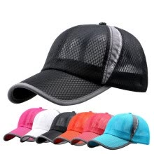hats-caps-Summer hat for women and sun protection men baseball net cap outdoor sports cap on JD