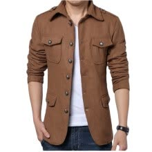 -Zogaa Men's Jacket Fashion Thin on JD