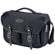 -Buckingham (Billingham) Hadley Pro classic series of shoulder photography bag a machine two mirror flash (black / black leather canvas section) on JD