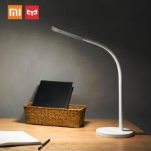 smart-light-bulbs-Original Xiaomi Yeelight Mijia LED Desk USB Lamp 5W Rechargeable Portable Smart Folding Touch Adjust Reading Table Lamp Brightness on JD