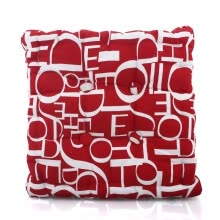 slipcovers-seat-cushion-Home Car Seat Plush Cushions Warm Slip-resistant Dining Chair Pad Multi-patter  LETTER on JD
