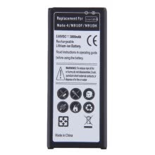-NEW Replacement Lithium-ion Battery For Samsung Note4/N910F/N910H 3800mAh on JD