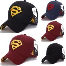 -Супермен Cap бейсбол Trucker Новая мода Superhero DC Comics Golf Sport Hat on JD