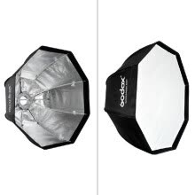 film-studio-equipment-Godox SB-UE 80cm / 31.5in Portable Octagonal Speedlight  Umbrella Softbox Without grid for Flashlight on JD