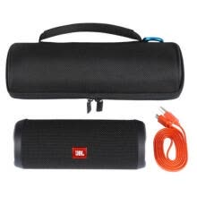 toothpaste-Carrying Case For JBL Flip 4 Waterproof Wireless Bluetooth Portable Speaker on JD