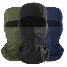other-accessories-Cool Soft Outdoor Motorcycle Full Face Mask Lycra Balaclava Ski Neck Protection on JD