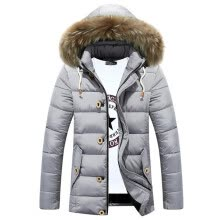 -Men's Down Jacket on JD