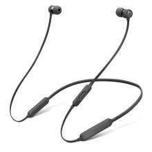 -Beats X Bluetooth wireless in-ear mobile phone headset neck-mounted headphones with meco call black on JD