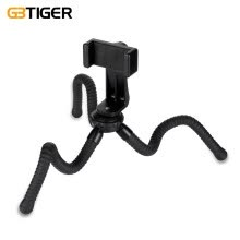 875062507-GBTIGER 666 Flexible Octopus Camera Tripod with Bluetooth Remote Control on JD