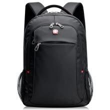 875062575-SWISSGEAR Neutral black 14.6 backpack,SA7719BL,Black on JD