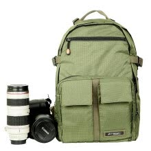 -Jennifer jenovaCP-01 camera bag Zhao Mousheng star with the same backpack digital SLR camera bag computer bag black on JD
