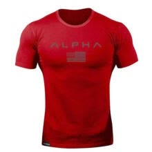 -LHP Fashion Slim Fitness T-Shirts Men's Tee Crew Neck Short Sleeve Size M-XXXL on JD