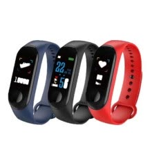 -Fitness Smart Watch Activity Tracker WomenMen Kids Fitbit Android iOS Heart Rate on JD